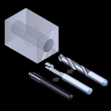 トランスファーマシン(複数工程加工機)