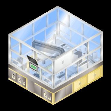 平板式膜片贴合机